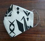 Gesichtsmaske | Design: Origami