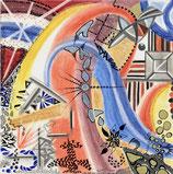 Kunstkarte Regenbogen