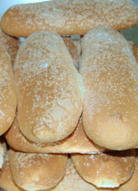 Biscotti (Savoiardi, Anicini, Cantucci)