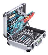 """Coffret à outils """"PRO CASE 5"""" Technocraft 140 pièces"""