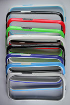 Bumper de couleurs divers Galaxy S3
