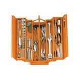 Boîte à outils 5 cases métalliques Beta C20L