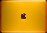 Coque dure orange