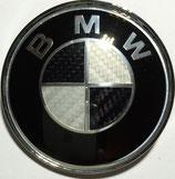 Logos BMW Carbone
