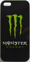 Coque Monster noire iphone 5/5S