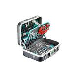 """Coffret à outils ABS """"PRO CHROME Technocraft 152 pièces"""