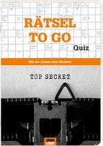 Rätsel to go - Quiz