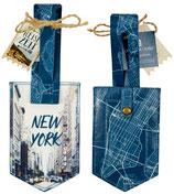 Kofferanhänger New York
