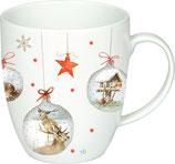 """Tasse """"Zauberhafte Weihnachten"""" von Marjolein Bastin"""