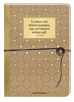 Notizbuch mit Wickelverschluss
