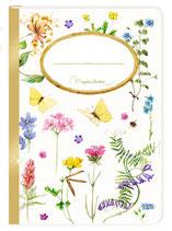 Notizheft - Blumenwiese