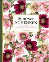 """Geschenkpapierbuch """"Zauberhafte Blumenwelt"""""""