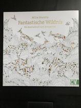"""Ausmalbuch """"Fantastische Wildnis"""""""