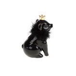 Sparschwein Black Queen