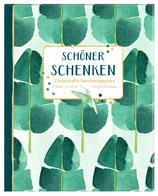 """Geschenkpapierbuch """"Schöner Schenken"""" Green Line"""