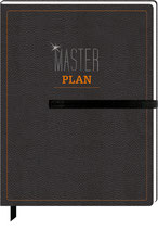 Notizbuch - Masterplan