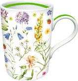 Tasse Blumen