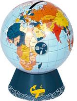 Spardose - Globus