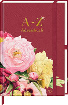 Adressbuch  - Rosen