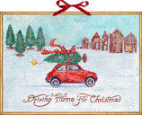 "Adventskalender ""Driving home for Christmas"""