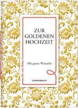Zur goldenen Hochzeit - Buch