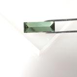 Turmalin Rechteck Spiegelschliff