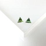 Turmalin Dreieck Paar