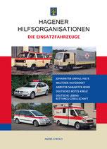 """Buch """"Hagener Hilfsorganisationen -Die Einsatzfahrzeuge-"""""""
