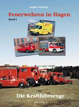 """Buch """"Feuerwehren in Hagen, Band 1 -Die Einsatzfahrzeuge-"""""""