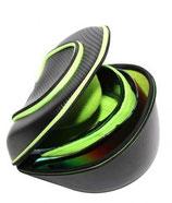 Exalt Carbon Lense Care + Goggle Case Set..