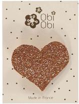 LJB-o-036/037/038/039/040/041/042/094 ObiObi(オビオビ) グリッターヘアピン ヘアアクセサリー