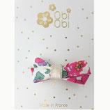 LJB-o-014/008/066/067/068 ObiObi(オビオビ) リバティリボンヘアクリップ ヘアアクセサリー