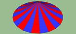 """Vermietung """"Event-Fallschirm 15m"""" für 1 Wochenende"""