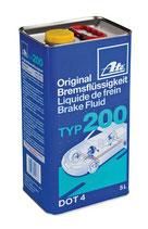 Bremsflüssigkeit DOT4 Typ 200
