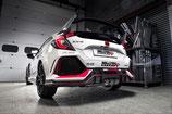 Honda Civic Type R FK8 Milltek Auspuffanlage
