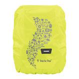 Step-by-Step Regen-/Sicherheitshülle reflektierend, gelb