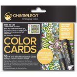 Chameleon Color Cards Mirror Images (CC0106)