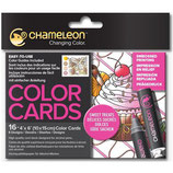 Chameleon Color Cards Sweet Treats (CC0108)