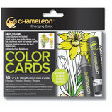 Chameleon Color Cards Flowers (CC0102)