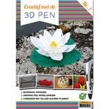 A4 boek - Creatief met de 3D-pen 3DpenBA4001