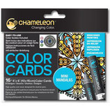 Chameleon Color Cards Mini Mandalas (CC0107)