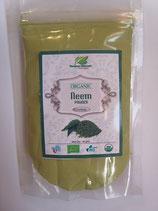 BIO Neem Blätter Pulver / Churna - Azadirachta indica - à 50 g