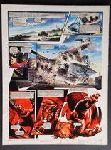"Frey, Oliver - Trigië, originele pagina (pagina 42 ""De proeven van Janno"")"