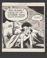 Harman, Fred - Red Ryder, originele tekening (2)