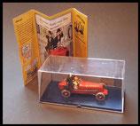 Auto (2) - Rode racewagen - De sigaren van de Farao