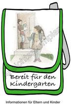 "Broschüre ""Bereit für den Kindergarten"" inkl. A3 Plakat"