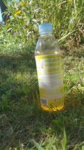 Huile végétale parfum citronnelle