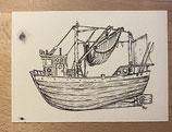 Schiffkutter 1 - ORIGINAL Fehlzeichnung