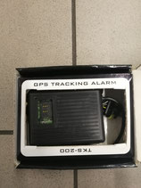 GPS TRACKING ALARM TKS-200 CRONO-TIME