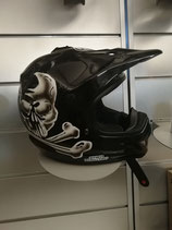 ARAI VX-3 HAYES JOLLY ROGER IN FIBRA DA CROSS TG. S